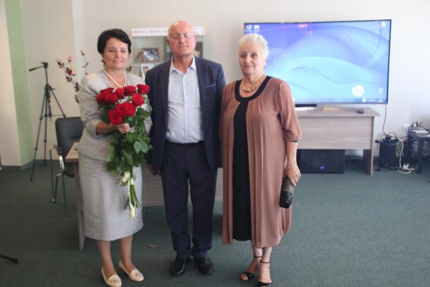 Борис Ҷолариа 70 шықәса ихыҵриа иазку азеиӷьшьарақәа