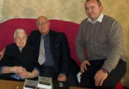89 лет со дня рождения  Элеоноры Викторовны Бжания