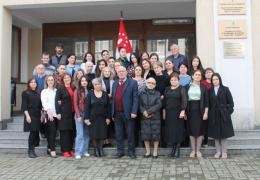 100 лет Национальной библиотеке РА им. И. Г. Папаскир